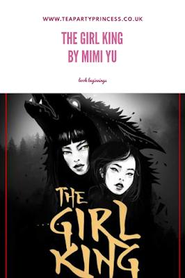 Book Beginnings, The Girl King by Mimi Yu