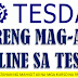 TESDA offers FREE Online Courses for everyone. No Age Limit.