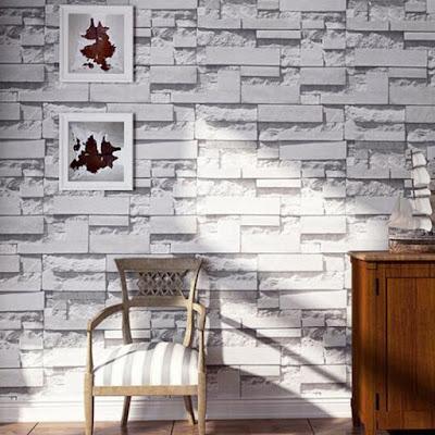 Dulu sebuah rumah yang terlihat batu batanya sangat diremehkan 50 Inspirasi Dinding Batu Bata - Apa Adanya tapi Elegan