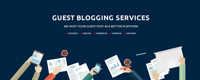 GUEST BLOG TO YOUR SITE
