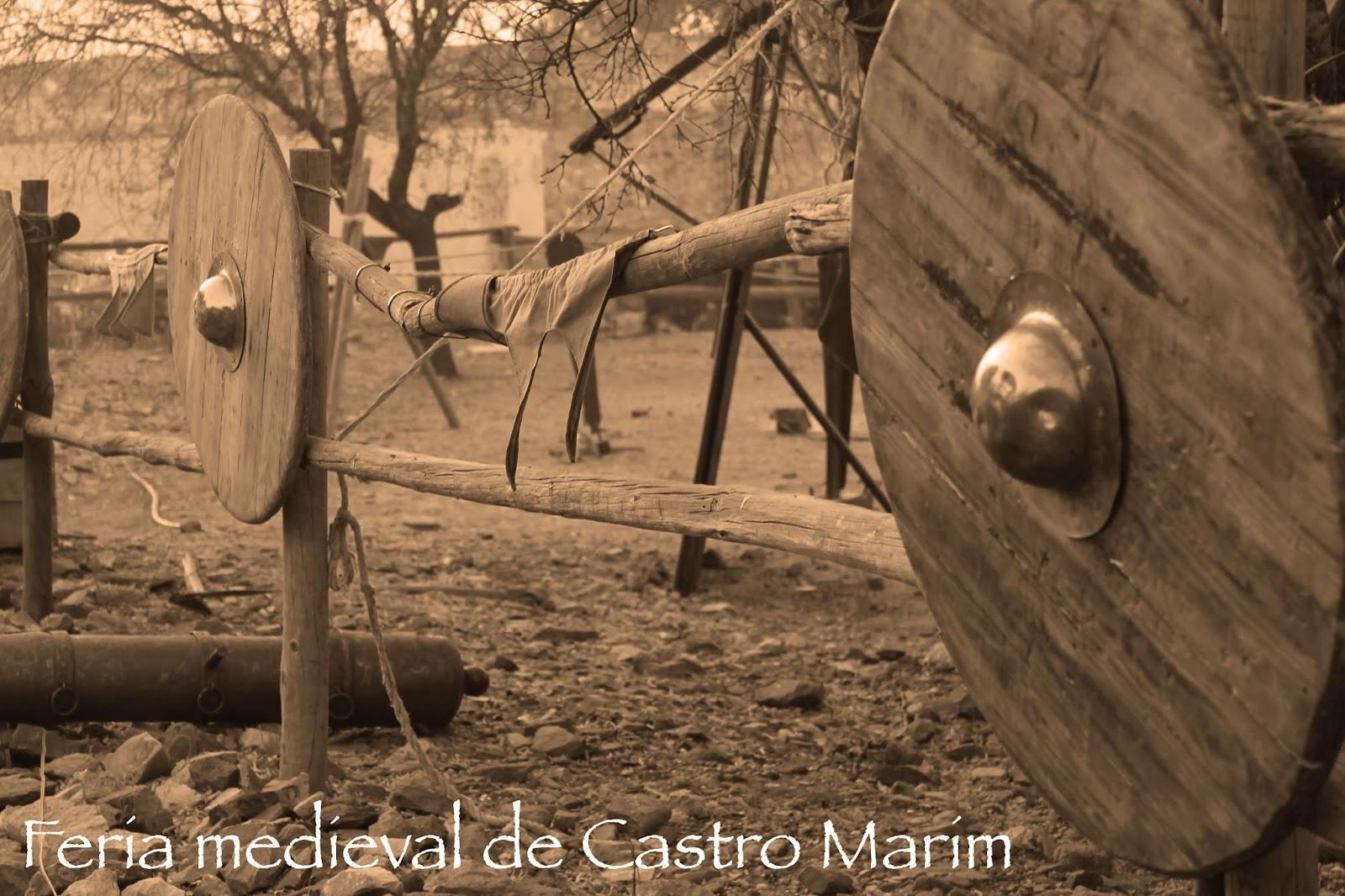 Título post Feria medieval de Castro Marim