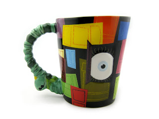 disney parks monsters inc mug