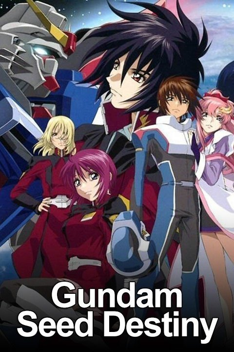 Action, Drama, Mecha, Military, Romance, Sci-Fi, Space , Anime , 2004