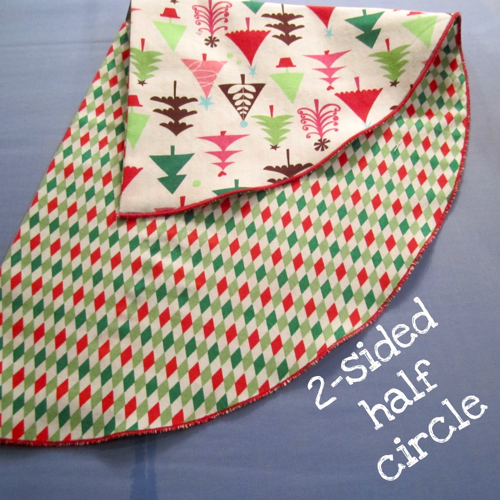 Christmas Tree Napkin Pattern: Picking Daisies Modern Quilting, Sewing, Fabric + Napkins