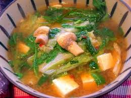 Spicy Thailand Vegetable Soup Recipe