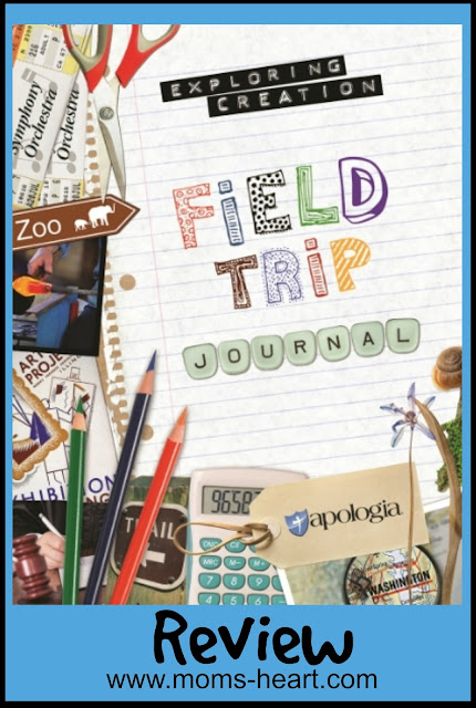 Apologia Exploring Creation Field Trip Journal