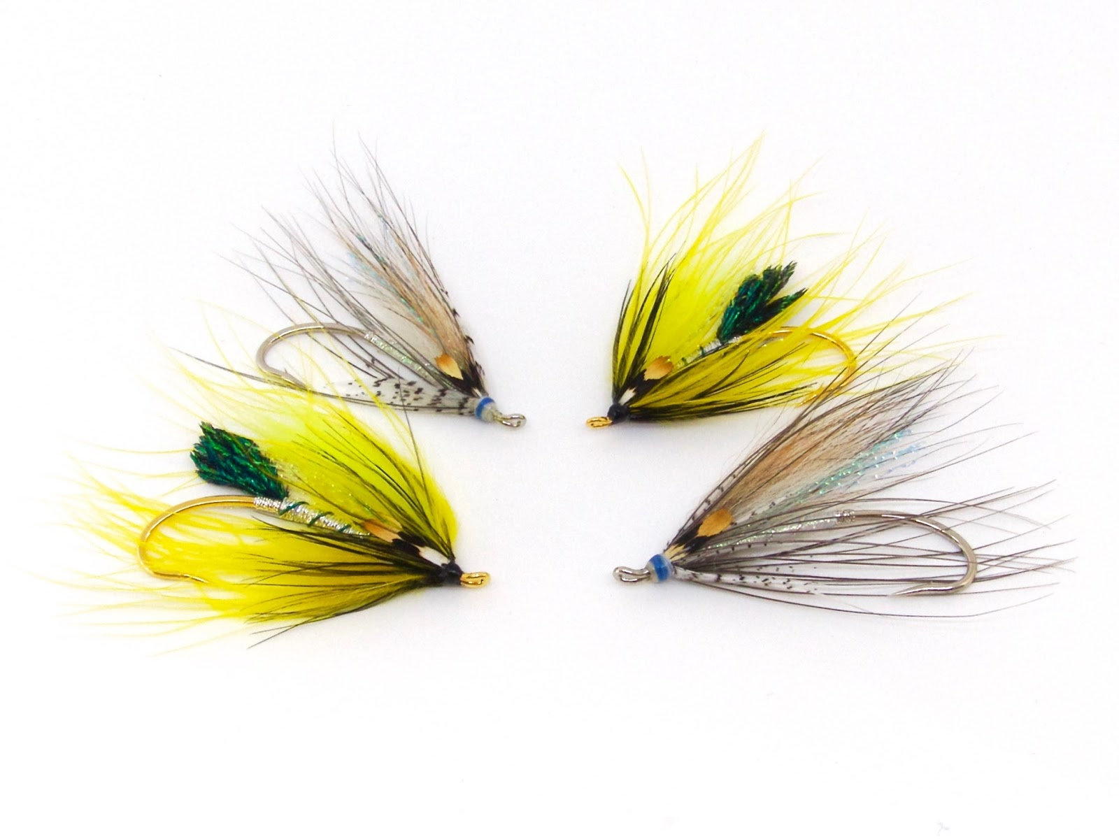 Atlantic salmon flies out to lunch jones special for Salon fly
