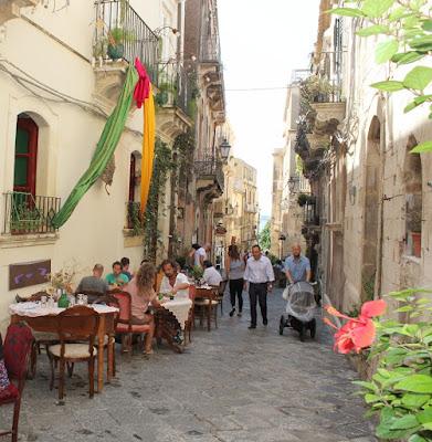 Sicilië  - Syracus - Worldheritage