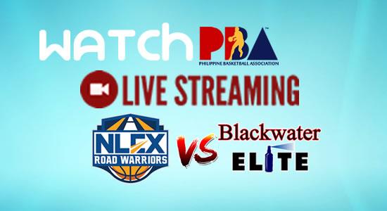 Livestream List: NLEX vs Blackwater game live streaming February 18, 2018 PBA Philippine Cup