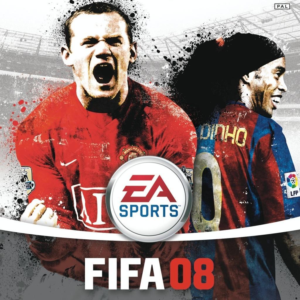 historia serii fifa FIFA 2008