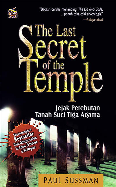 The Last Secret of the Temple karya Paul Sussman PDF The Last Secret of the Temple karya Paul Sussman PDF