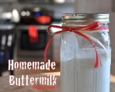 July - Homemade Buttermilk