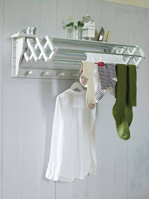 Model Jemuran Baju Untuk Ruangan Yang Sempit