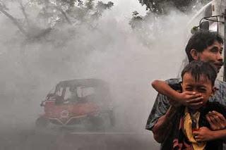 Contoh Polusi Tanah Pencemaran Udara Wikipedia Bahasa Indonesia Pencemaran Udara Adalah Kehadiran Satu Atau Lebih Substansi Fisik