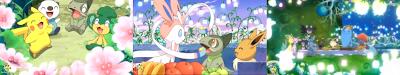 Pokémon - Temporada 16 - Corto 1: Eevee Y Sus Amigos