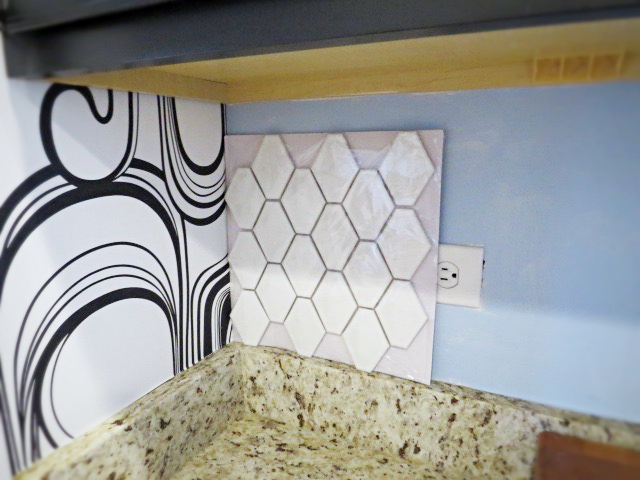 planning wall tile