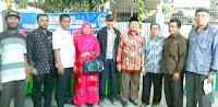 <b>Lima Anggota Dewan Hadiri Reses di Kelurahan Melayu</b>