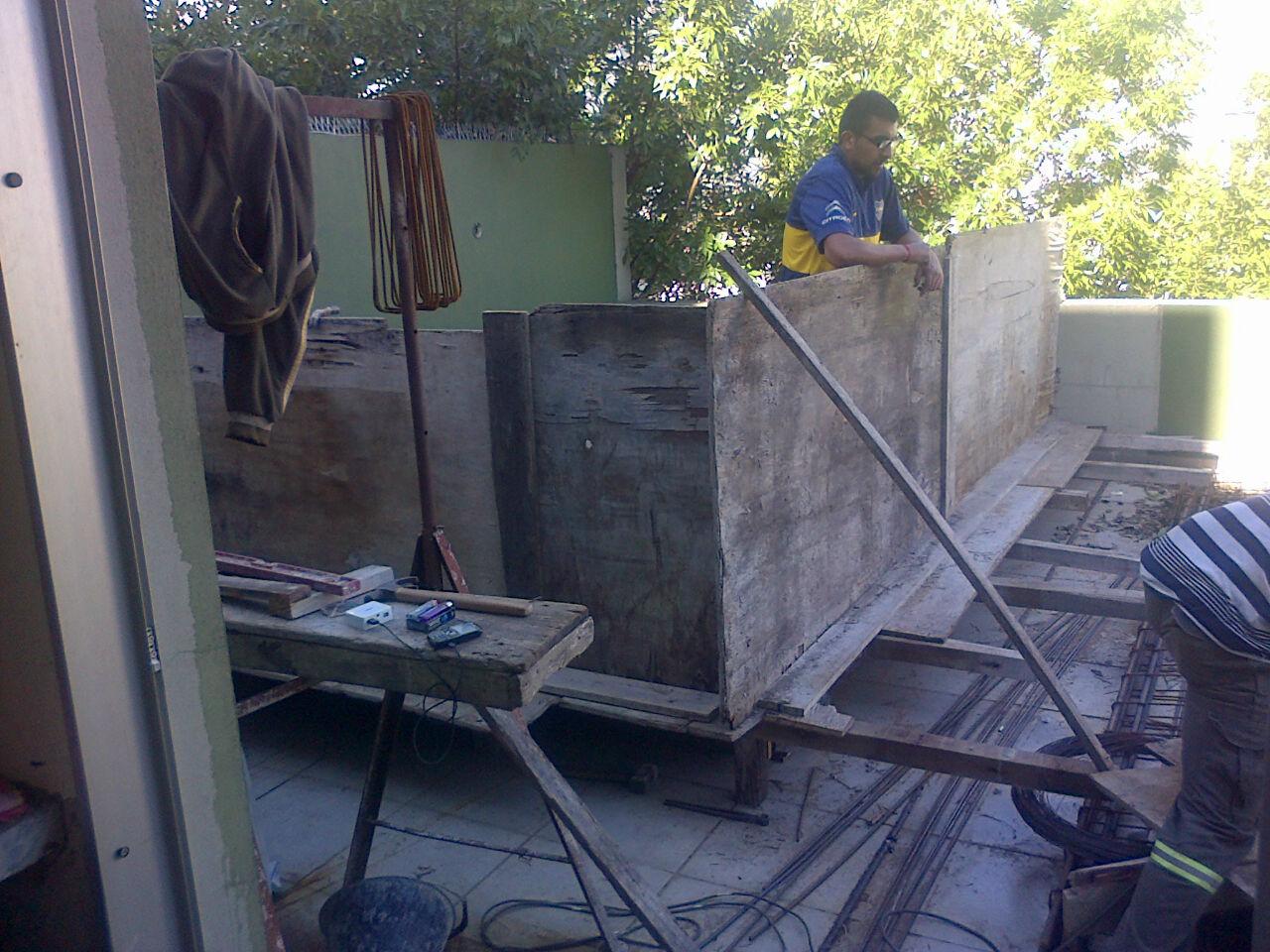 Construcci n de piscinas en terrazas y azoteas nueva for Construccion de piscinas en corrientes
