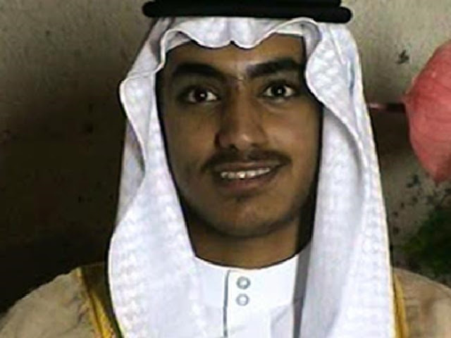 The hour-long video of Hamza bin Laden at his wedding was retrieved by the CIA in the May 2011 raid that killed his father. Picture: CIA via APSource:AP