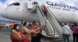 Ιστορική στιγμή για την αεροπορία: Η Qantas έκανε την πρώτη απευθείας πτήση Αυστραλία-Βρετανία