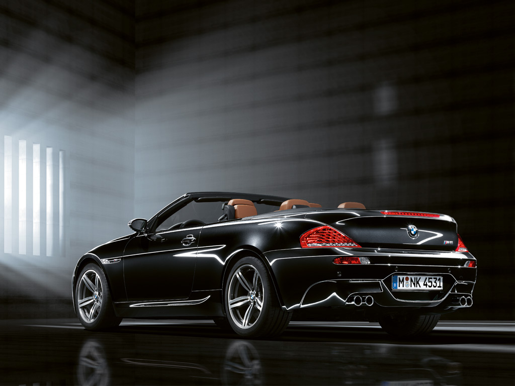 The BMW M6 Convertible Wallpapers For PC ~ BMW Automobiles