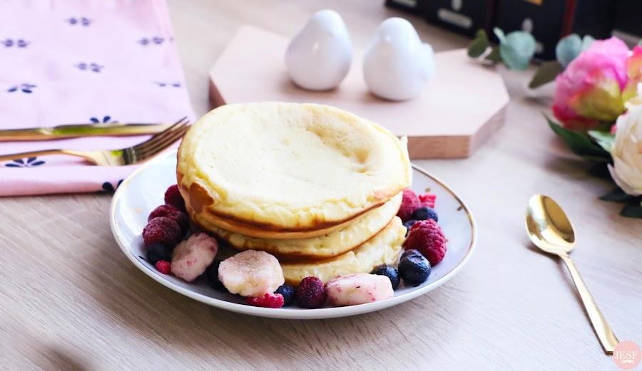 recette pancakes faciles à l'américaine épais