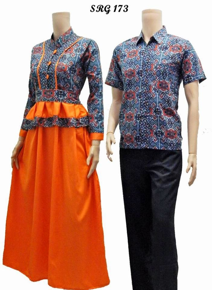 Baju Batik Couple Jogja 2b3871b9ba
