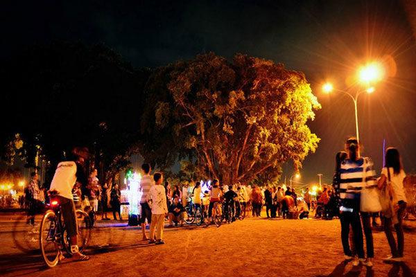 Alun-alun kidul Jogja - Destinasi Wisata Malam Yogyakarta