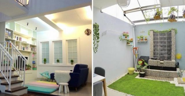 4 Contoh Desain Rumah Minimalis Terbaik Meski Lahannya Terbatas Tetap Nampak Mewah