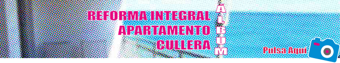 Galería fotos reforma integral apartamento en playa Cullera