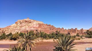 Maroc Ouarzazate Ait ben Haddou