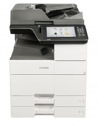 Lexmark MX910de Driver Download
