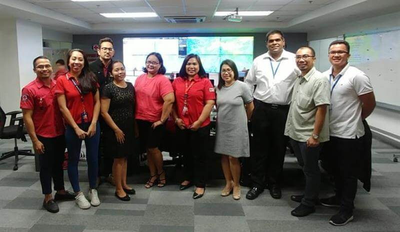 The Philippine Red Cross x Smart Communications