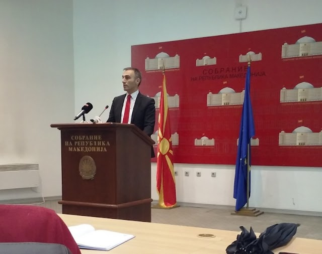 Grubi postponed the commission's session for the law on languages