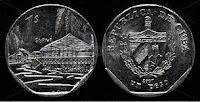 1 Cuban Convertible Peso - CUC