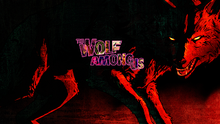 The Wolf Among Us Cover Wallpaper