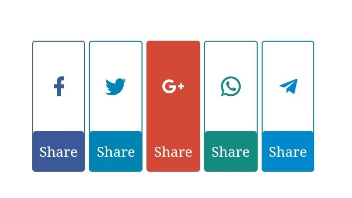 Cara Membuat Social Share Button Responsive di Blogger Membuat Tombol Social Share Blogger Simple Ala Mas Sugeng