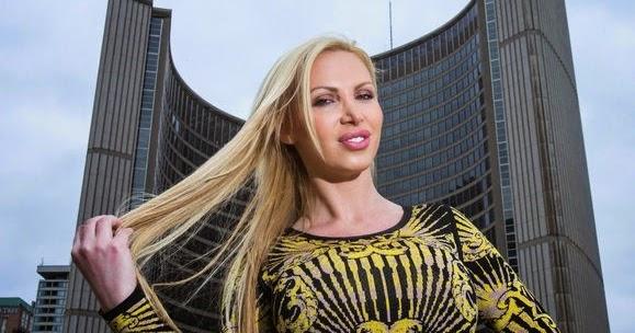 Toronto mayoral candidate nikki benz gets banged doggy style - 3 3