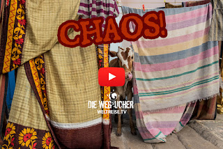 Chaos und Kulturschock in Indien Hampi WELTREISE Die Wegsucher WELTREISE.TV