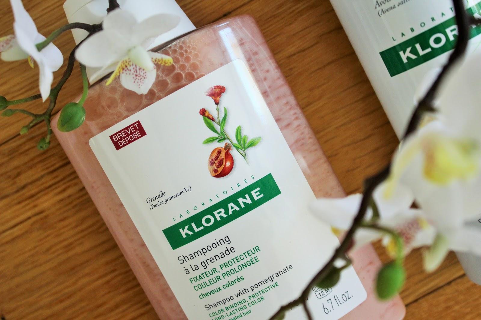 Klorane Shampoos 5 - Pomegranate Shampoo