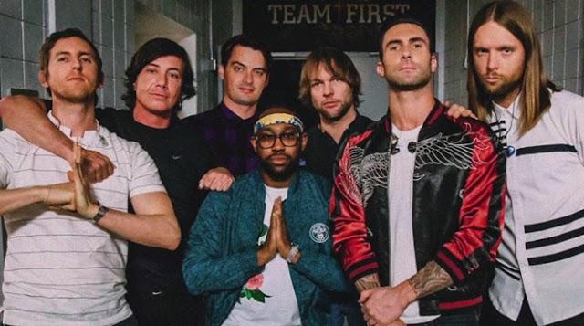 Maroon 5 lança clipe de Memories