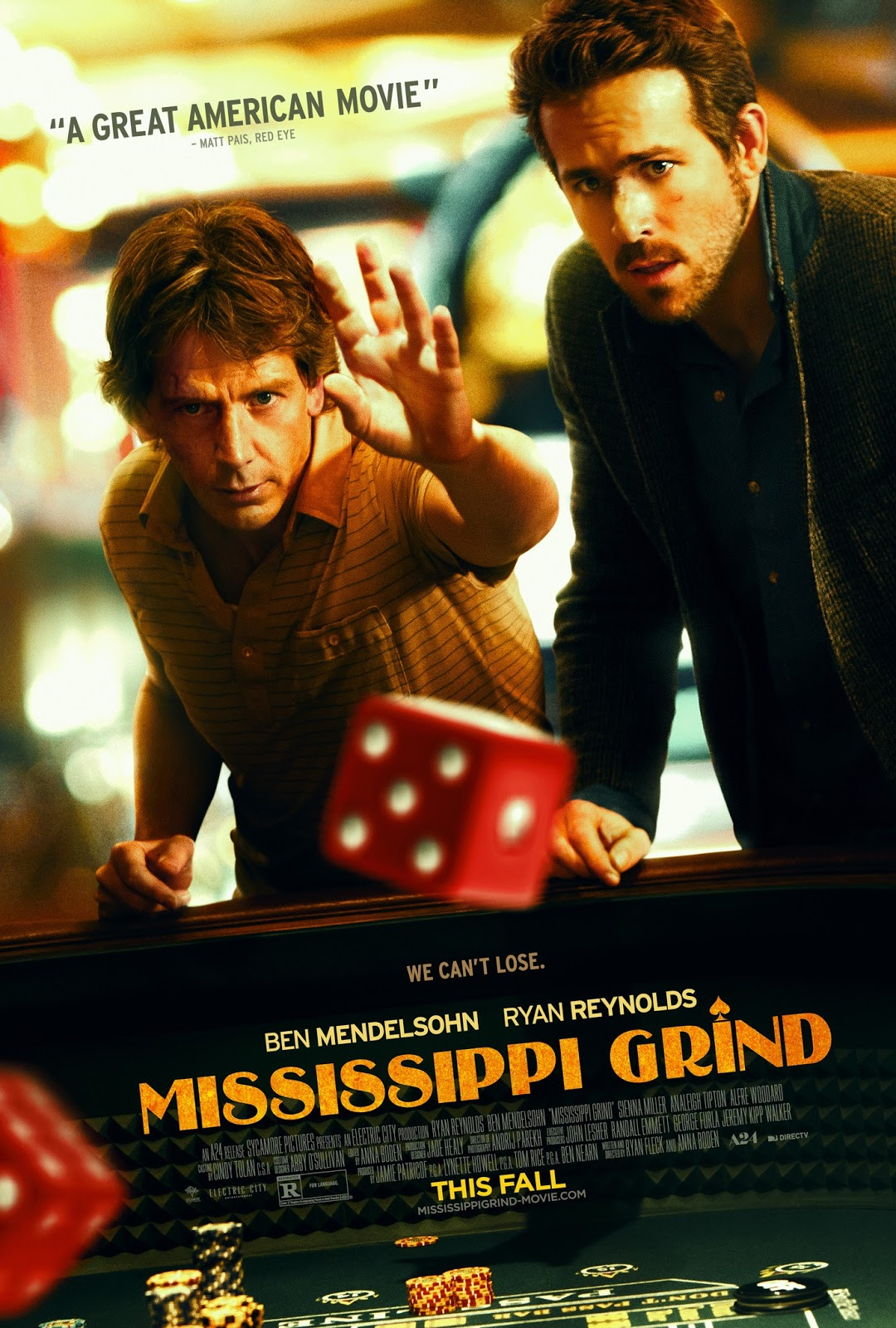 Mississippi Grind - Full HD 1080p - Legendado