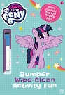 My Little Pony Bumper Wipe-Clean Activity Fun Books
