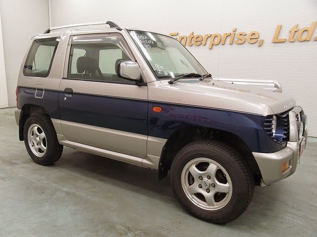 19603A2N7 1998 Mitsubishi Pajero mini 4WD for Tanzania to Dar es