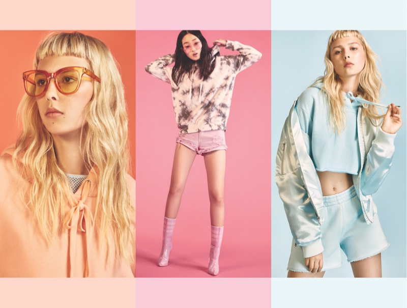 Forever 21 Spring 2017 Campaign