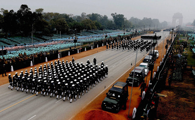 India Republic Day Parade 2019
