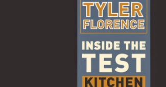 Tyler Florence Test Kitchen Cookbook