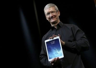 80% Pekerjaan Tim Cook Dilakukan dengan iPad-nya