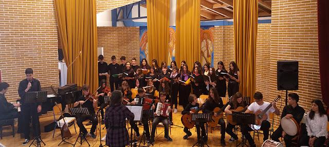 Τραγούδια που ενώνουν και ταξιδεύουν από τα Μουσικά Σχολεία Ζακύνθου και Αργολίδας