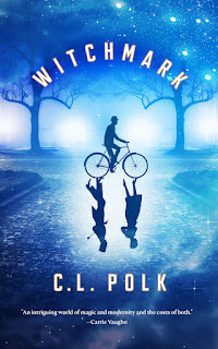 Interview with C.L. Polk, author of Witchmark